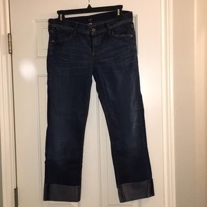 Citizens of Humanity cropped Dani sz 29